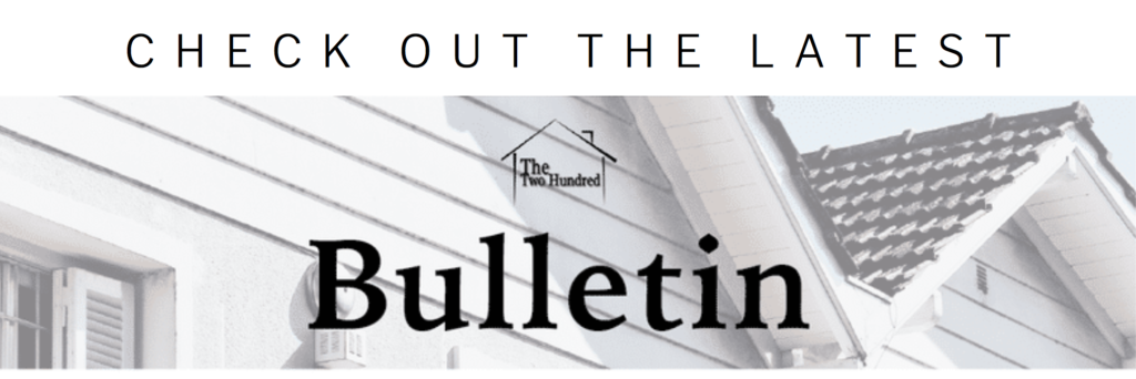 Check out the Latest Bulletin